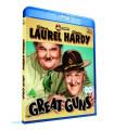 Rautahermoisia ruutiukkoja (1941) DVD+Blu-ray