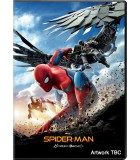 Spider-Man: Homecoming (2017) DVD