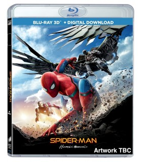 Spider-Man: Homecoming (2017) (3D + 2D Blu-ray) 20.11.
