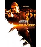 Unlocked (2017) DVD