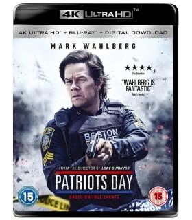 Patriots Day (2016) (4K UHD + Blu-ray)