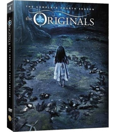 The Originals - Kausi 4. (2013– ) (5 Blu-ray)