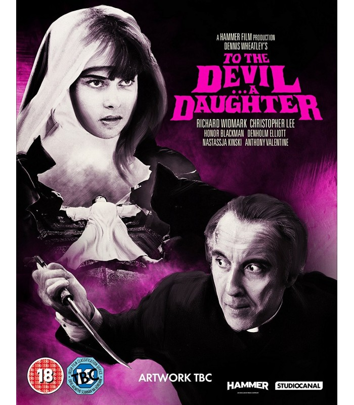 To The Devil A Daughter (1976) DVD+Blu-Ray 20.11.