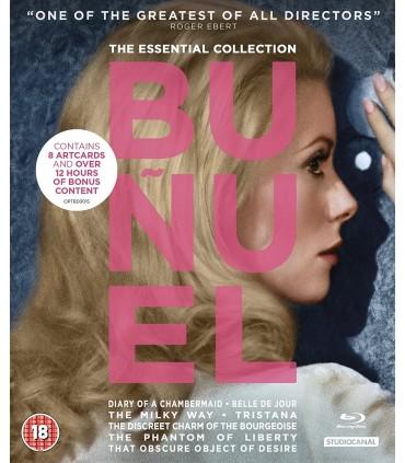 Bunuel - Boxset (1964 - 1977) (7 Blu-ray)
