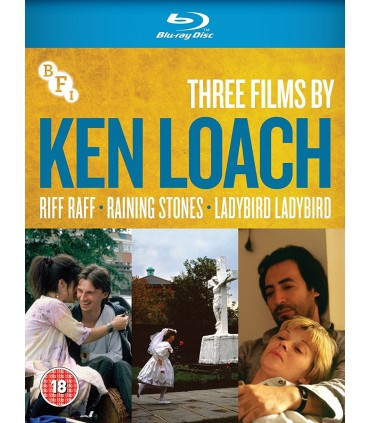 Ken Loach - Collection (1991 - 1994) (3 Blu-ray)