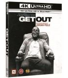 Get Out (2017) (4K UHD + Blu-ray)