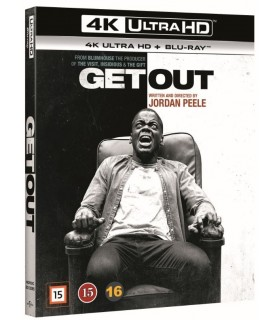 Get Out (2017) (4K UHD + Blu-ray) 18.9.