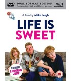 Life Is Sweet (1990) / A Running Jump (2012) (Blu-ray + DVD)