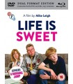 Life Is Sweet (1990) / A Running Jump (2012) (Blu-ray + DVD)