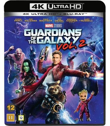 Guardians of the Galaxy Vol. 2 (2017) (4K UHD + Blu-ray)