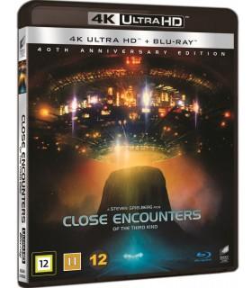 Close Encounters of the Third Kind (1977) (4K UHD + Blu-ray) 25.9.