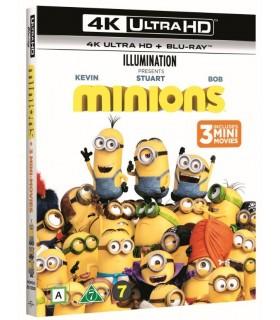 Minions (2015) (4K UHD + Blu-ray )