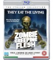 Zombie Creeping Flesh  (1980) Blu-ray