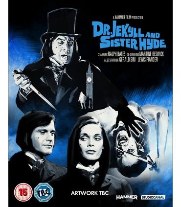 Dr Jekyll & Sister Hyde (1971) (Blu-ray + DVD)