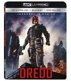 Dredd (2012) (4K UHD + Blu-ray)