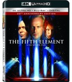 The Fifth Element (1997) 20th Anniversary edition (4K UHD + Blu-ray)