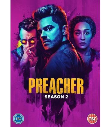 Preacher - Season 2. (2016– ) (3 DVD)