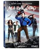 Ash vs Evil Dead - Kausi 2. (2015-) (2 DVD)