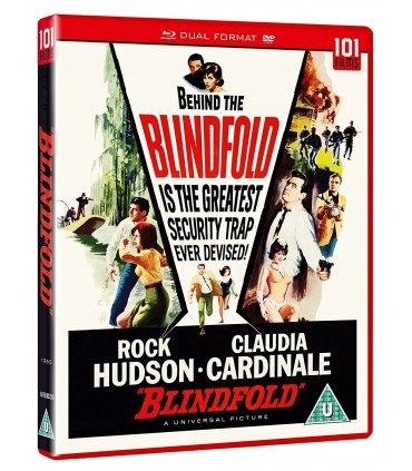 Blindfold (1965) (Blu-ray + DVD)