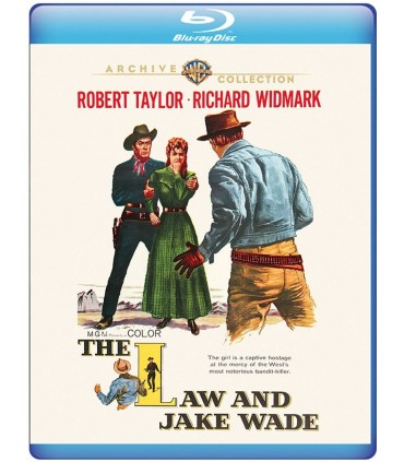 The Law and Jake Wade (1958) Blu-ray