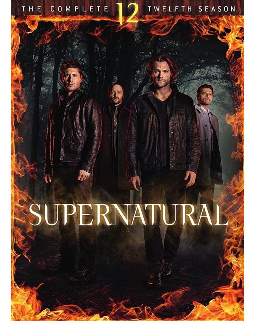 Supernatural Kausi 14