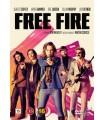 Free Fire (2016) DVD