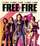 Free Fire (2016) Blu-ray