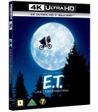E.T. the extra-terrestrial (1982) (4K UHD + Blu-ray)