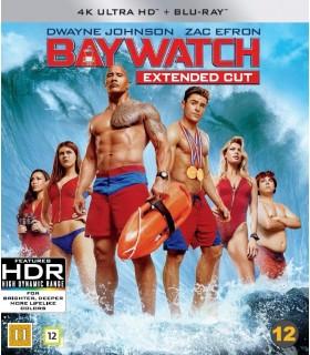 Baywatch (2017) (4K UHD + Blu-ray) 16.10.