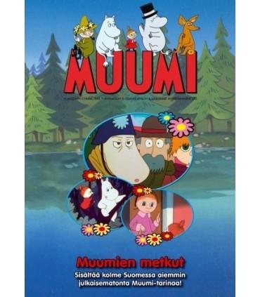 Muumi - Muumien metkut (1990– ) DVD