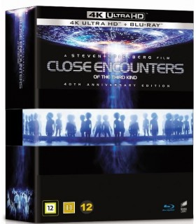 Close Encounters of the Third Kind (1977) (4K UHD + Blu-ray)