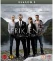 Frikjent - kausi 1. (2015– ) (2 Blu-ray)