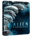 Alien - Collection 1-6 (1979 - 2017) Limited Edition (6 Blu-ray)