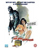 The Toolbox Murders (1978) DVD