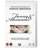 Fanny och Alexander (1982) (4 DVD)