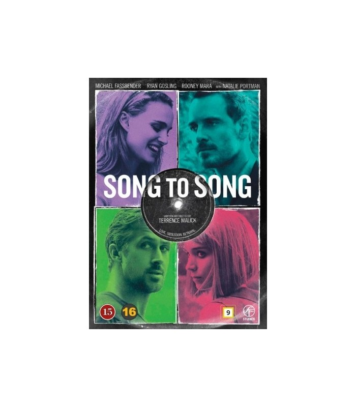 Song to Song (2017) DVD 16.10.