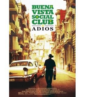Buena Vista Social Club: Adios (2017) Blu-ray
