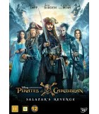 Pirates of the Caribbean: Salazar's Revenge (2017) DVD