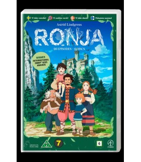 More about Ronja Ryövärintytär (2014– ) (6 DVD)