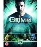 Grimm - kausi 6. (2011– ) (4 DVD)