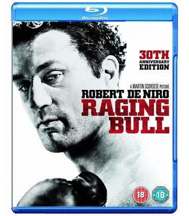 Raging Bull (1980) 30th Anniversary Blu-ray