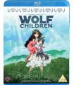 Wolf Children (2012) Blu-ray