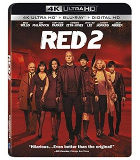 RED 2 (2013) (4K UHD + Blu-ray)
