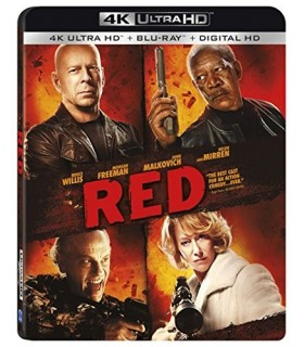 RED (2010) (4K UHD + Blu-ray)