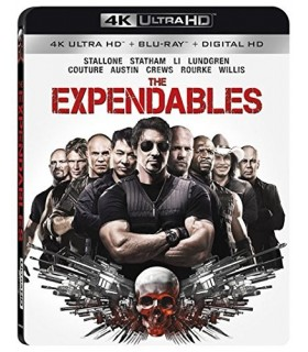 The Expendables (2010) (4K UHD + Blu-ray)