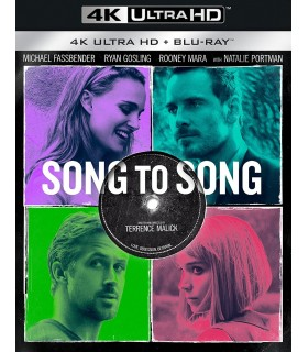 Song to Song (2017) (4K UHD + Blu-ray)