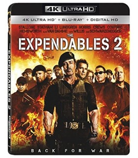 The Expendables 2 (2012) (4K UHD + Blu-ray)