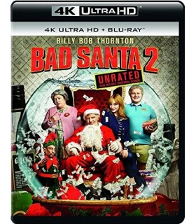 Bad Santa 2 (2016) (4K UHD + Blu-ray)