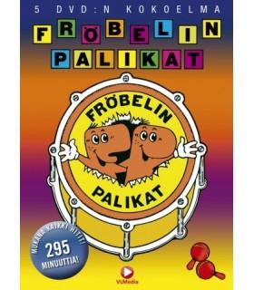 Fröbelin Palikat - Kokoelma (1995 - 2012) (5 DVD