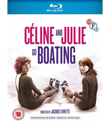 Celine And Julie Go Boating (1974) Blu-ray